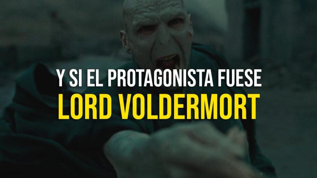 Harry Potter segun Lord Voldemort