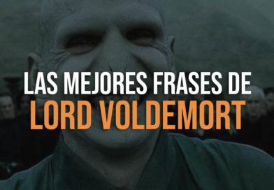 Las mejores frases de Lord Voldemort