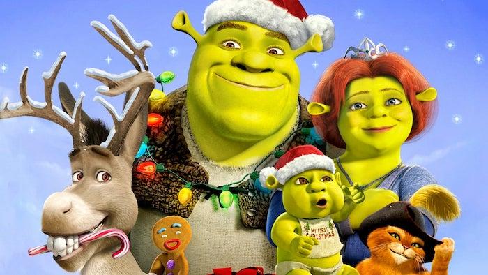 Shreketefeliz Navidad • Dreamworks