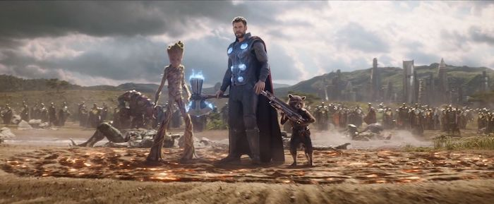 Avengers: Infinity War · Marvel Studios