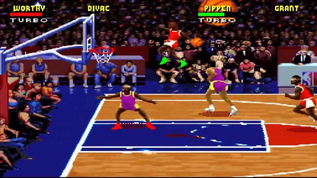 NBA Jam - Electronic Arts