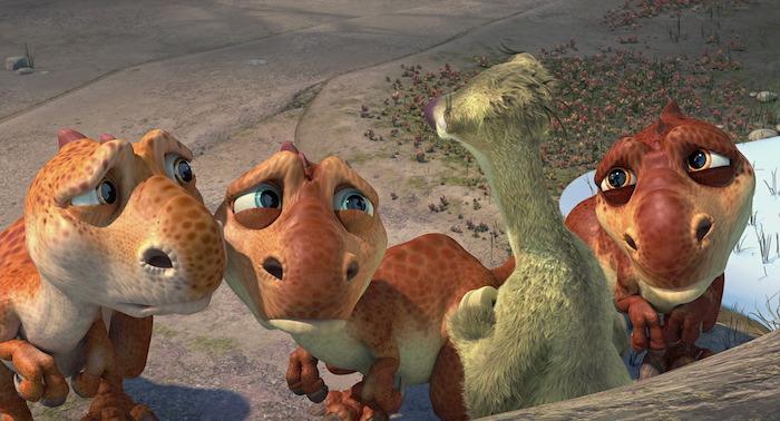 Ice Age 3: El origen de los dinosaurios • Blue Sky Studios