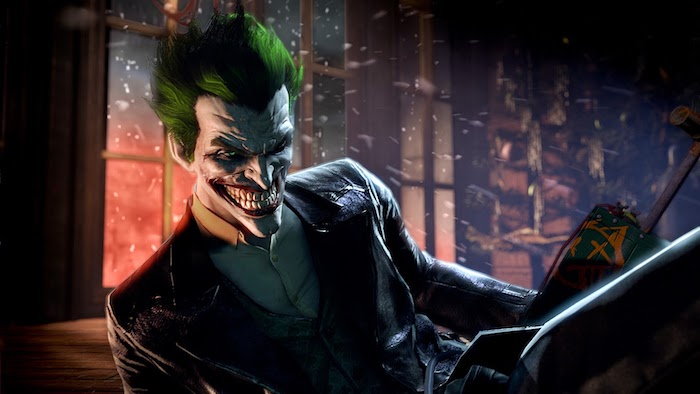 Batman Arkham Origins · Warner Bross