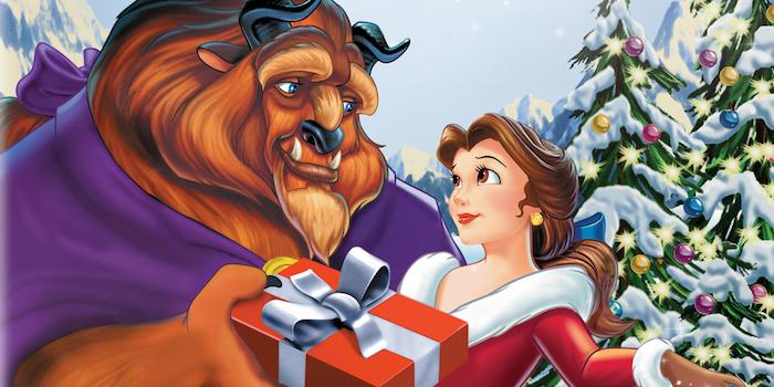 La Bella y la Bestia: Una Navidad encantada · Walt Disney Pictures