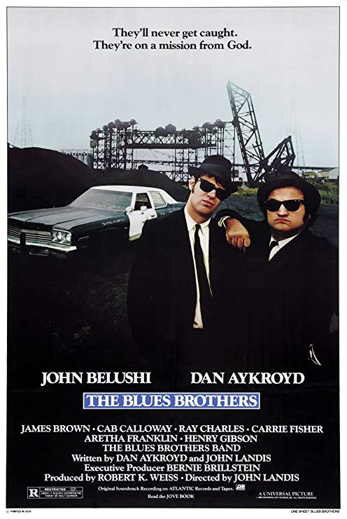 Blues Brothers - Universal Pictures