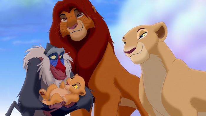 El Rey León 2 · Walt Disney Pictures