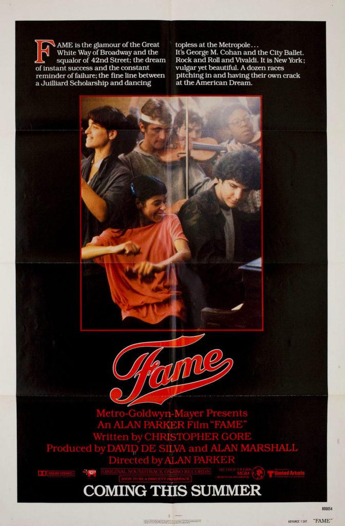 Fame - Metro Goldwyn Mayer