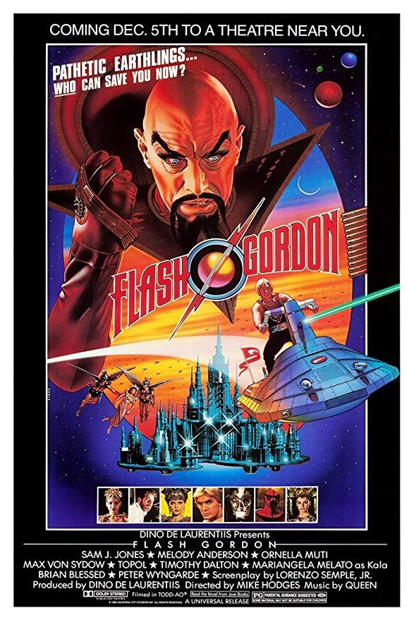 Flash Gordon - Universal Studios