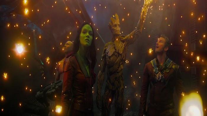 Guardianes de la galaxia Vol. 1 · Marvel Studios
