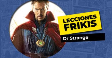 Lo que aprendimos de Dr Strange