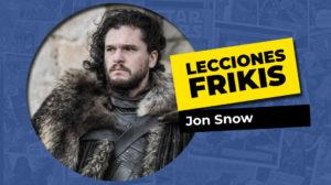 Lo que aprendimos de Jon Snow