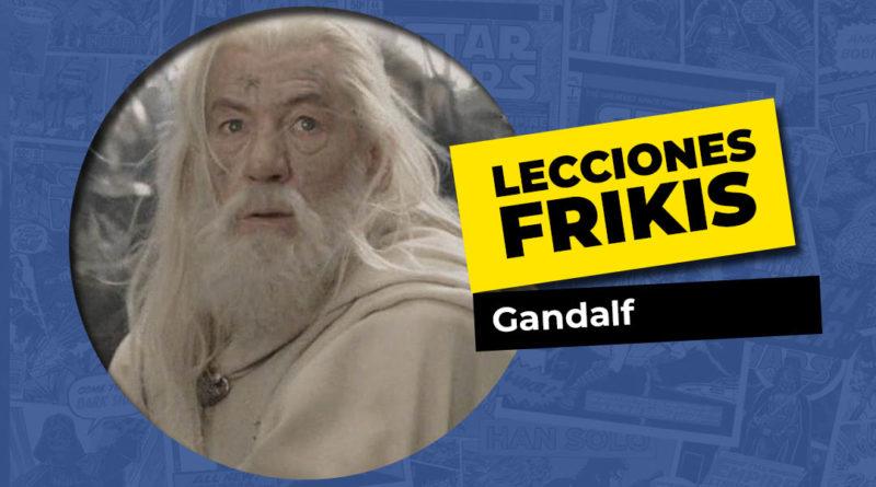 Lo que aprendimos de Gandalf