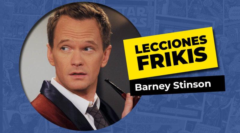 Lo que aprendimos de Barney Stinson