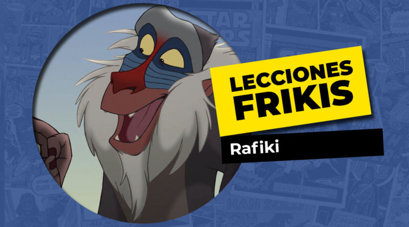 Lo que aprendimos de Rafiki