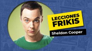Lo que aprendimos de Sheldon Cooper