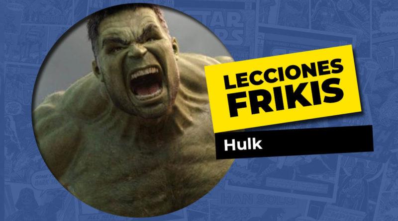 Lo que aprendimos de Hulk