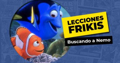 Lo que aprendimos de Buscando a Nemo