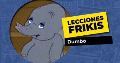 Lo que aprendimos de Dumbo