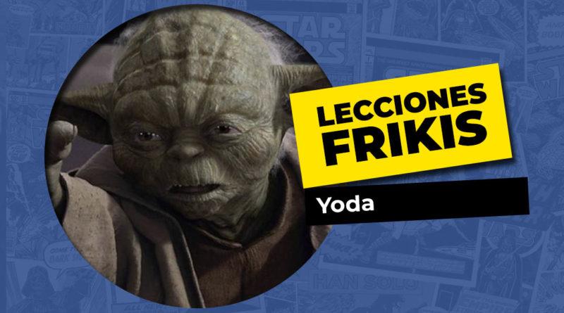 Lo que aprendimos de Yoda