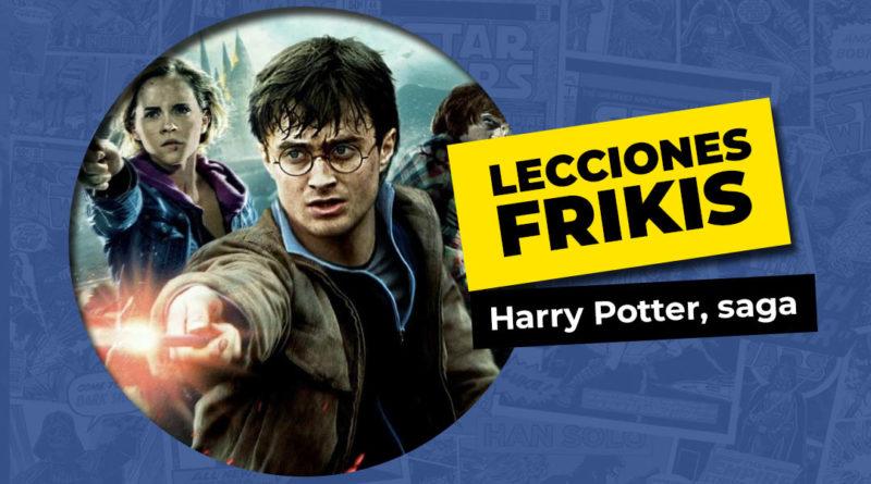Lo que aprendimos de Harry Potter