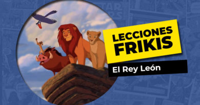 Lo que aprendimos de El Rey León