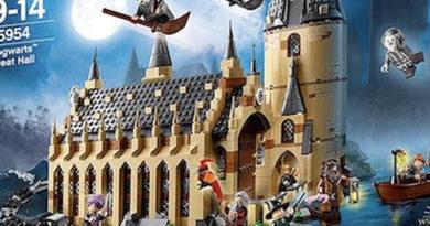 Los mejores LEGO de Harry Potter