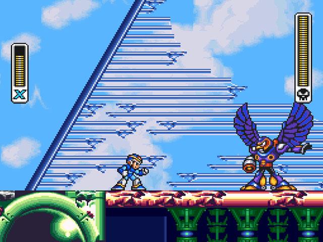 Mega Man X - Capcom