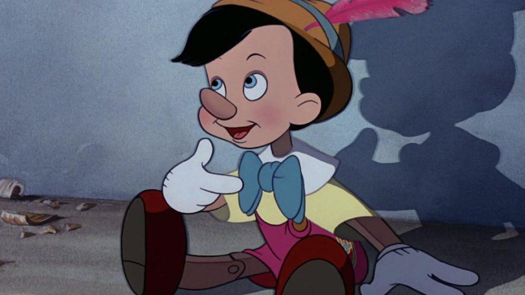 Pinocho · Disney