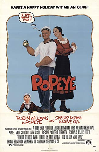 Popeye - Paramount PIctures