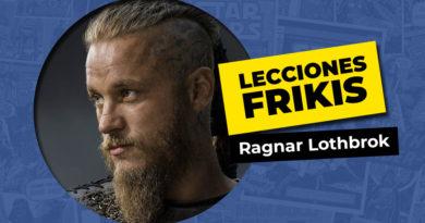 Lo que aprendimos de Ragnar Lothbrok