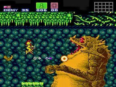 Super Metroid - Nintendo