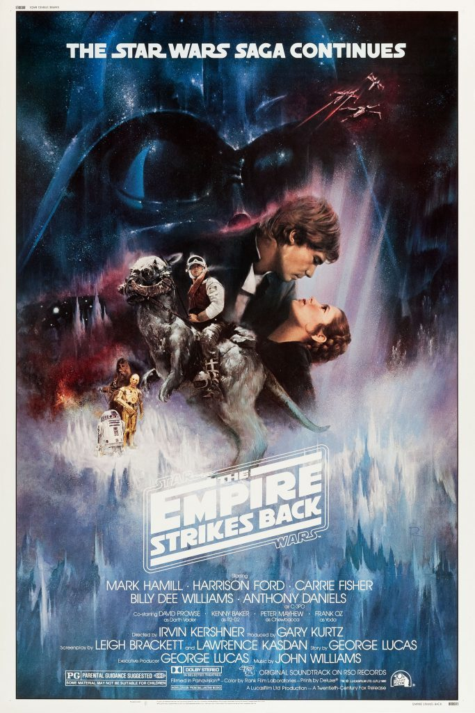 Star Wars The Empire Strikes Back - Lucasfilm