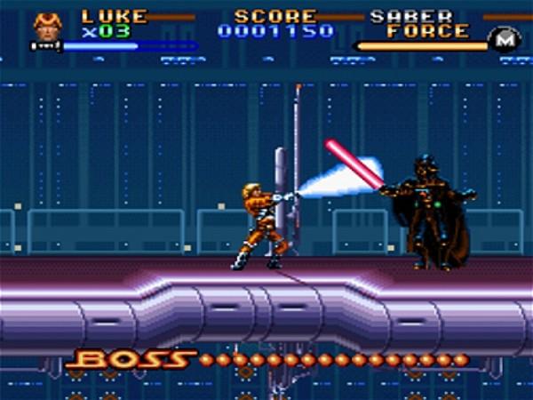 Super Star Wars - Lucasarts