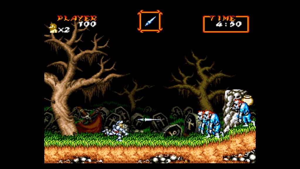 Super Ghouls n Ghost - Capcom