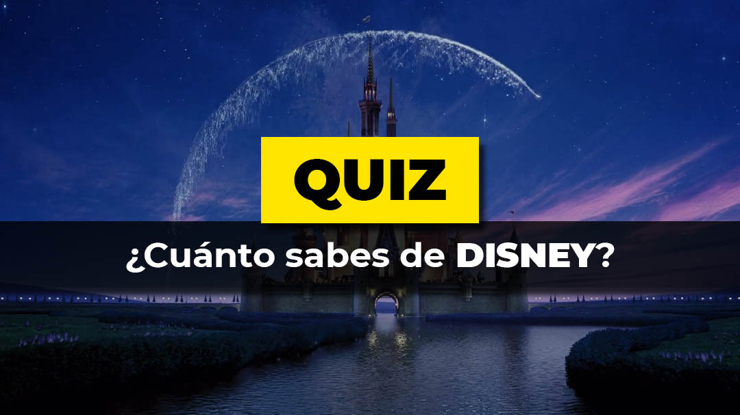El test Disney