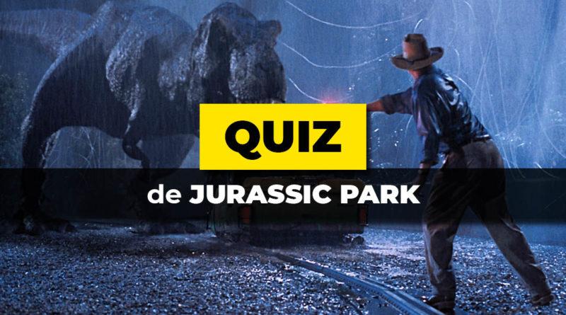 El test de Jurassic Park