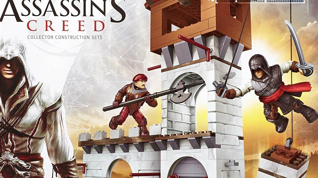 Un Lego de Assassins Creed