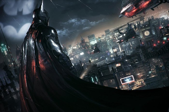Batman Arkham Knight · Warner Bross