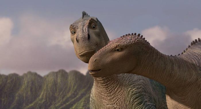 Dinosaurio · Walt Disney Pictures