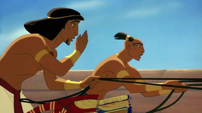 El Príncipe de Egipto • Dreamworks