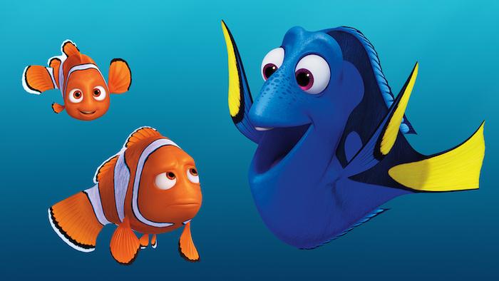 Buscando a Nemo · Disney