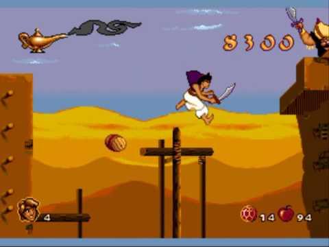 Aladdin - Virgin Games