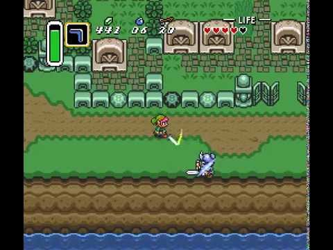 The Legend of Zelda: A Link to the Past - Nintendo