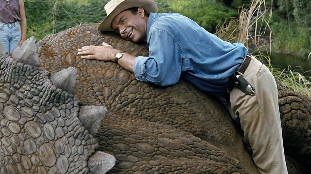 Image for #9. ¿Qué teoría explica Ian en el coche antes de encontrar el triceratops?