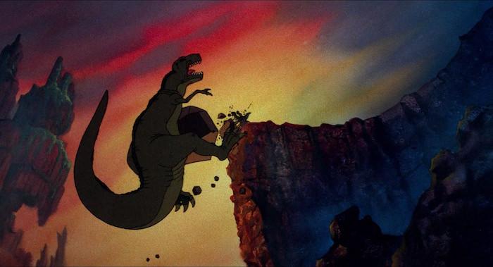 En Busca del Valle Encantado · Universal Pictures