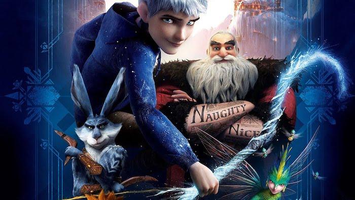 El Origen de los Guardianes · DreamWorks