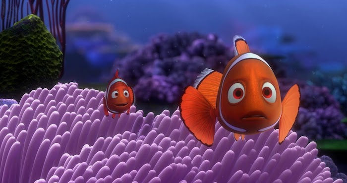 Buscando a Nemo • Pixar