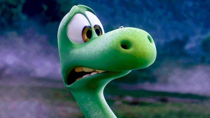 El Viaje de Arlo • Pixar