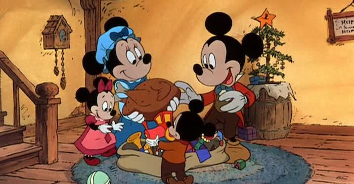 Mickey's Christmas Carol · Walt Disney Pictures