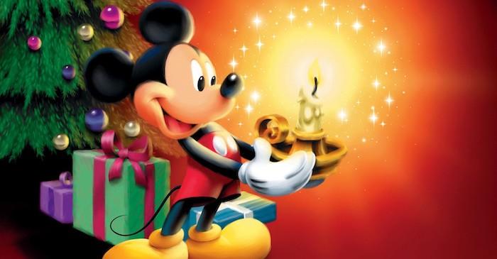 Mickey descubre la Navidad · Walt Disney Pictures